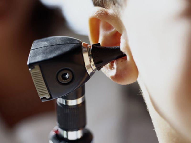 viewing ear