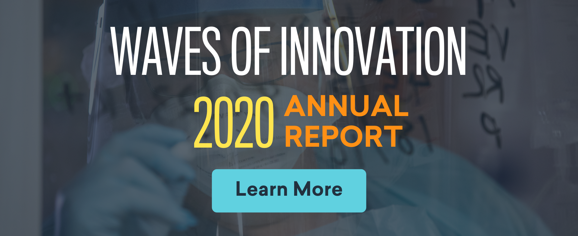 Waves of Innovation 2020 Annual Report
