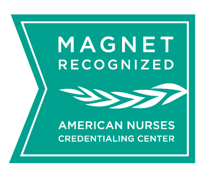 Magnet Status logo - awarded by the ANCC