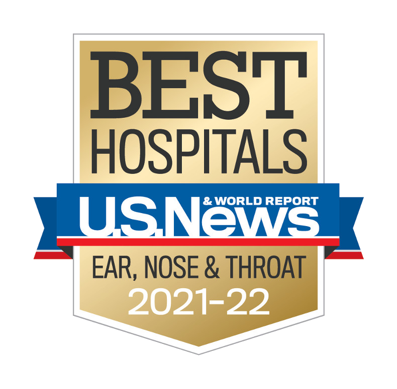 Ear, Nose, and Throat Badge
