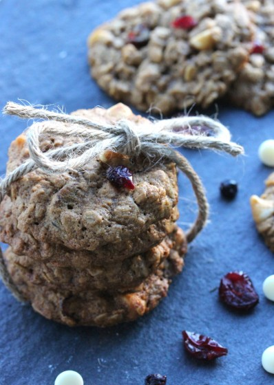 Cranberry White Chocolate Oatmeal Cookies   Tampa General Hospital