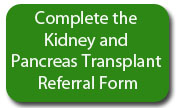 kidney and pancreas transplant referral button