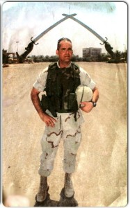 Mitchell in Baghdad