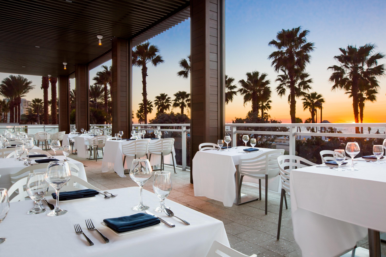 Ocean Hai patio