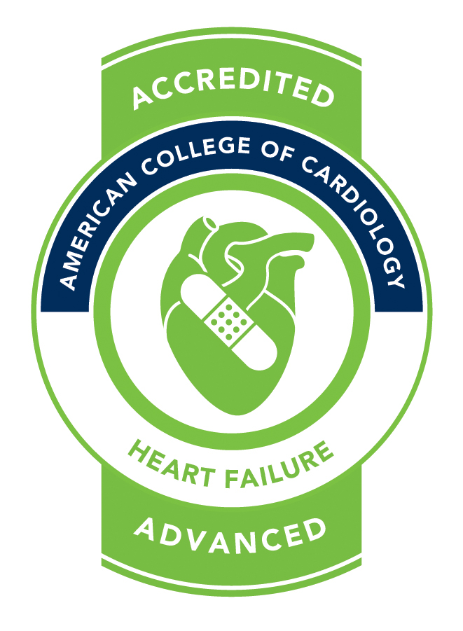 Advanced heart failure badge