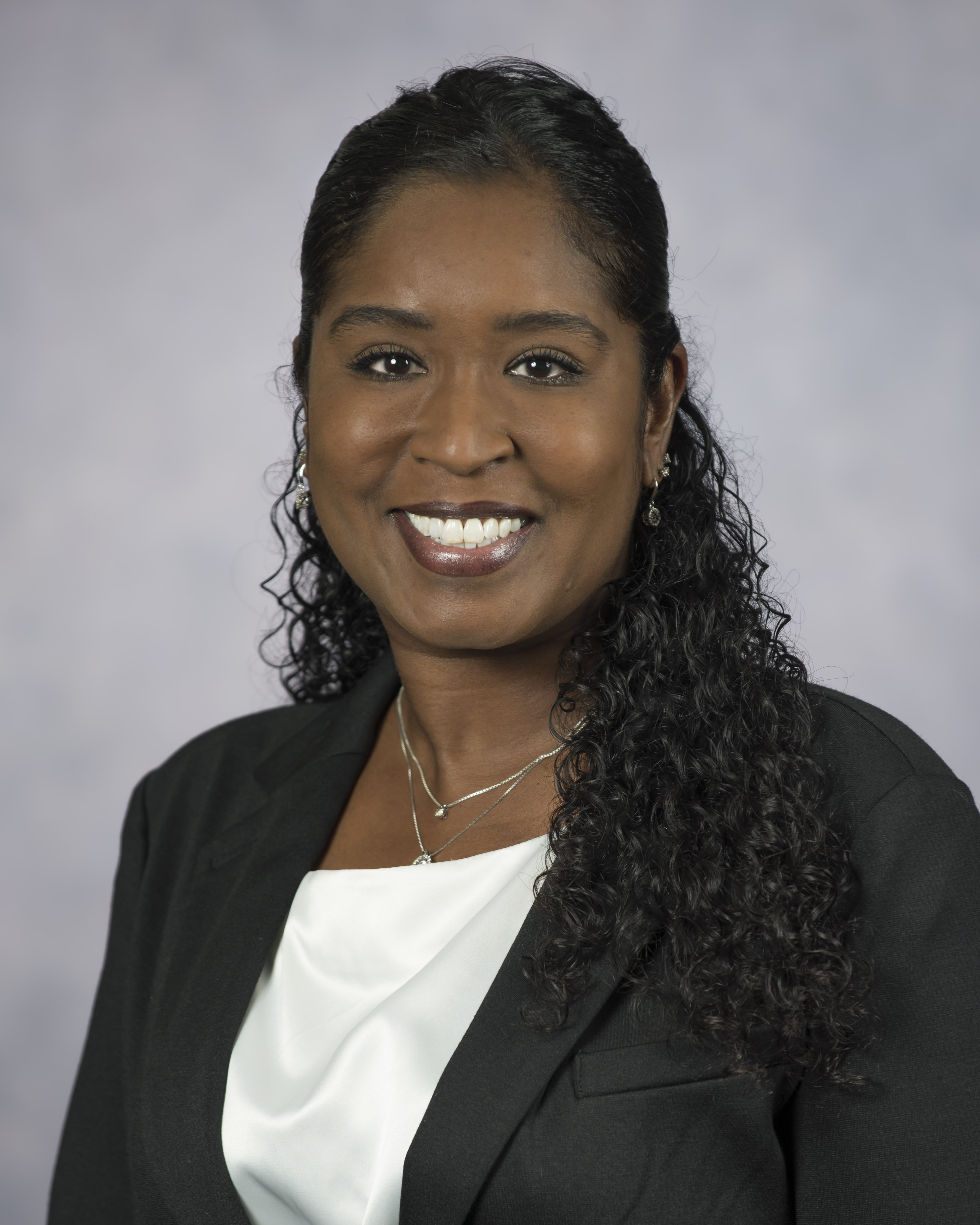 Tampa General Hospital Health Educator Tamika Powe