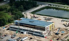 Construction of TGH Brandon Healthplex