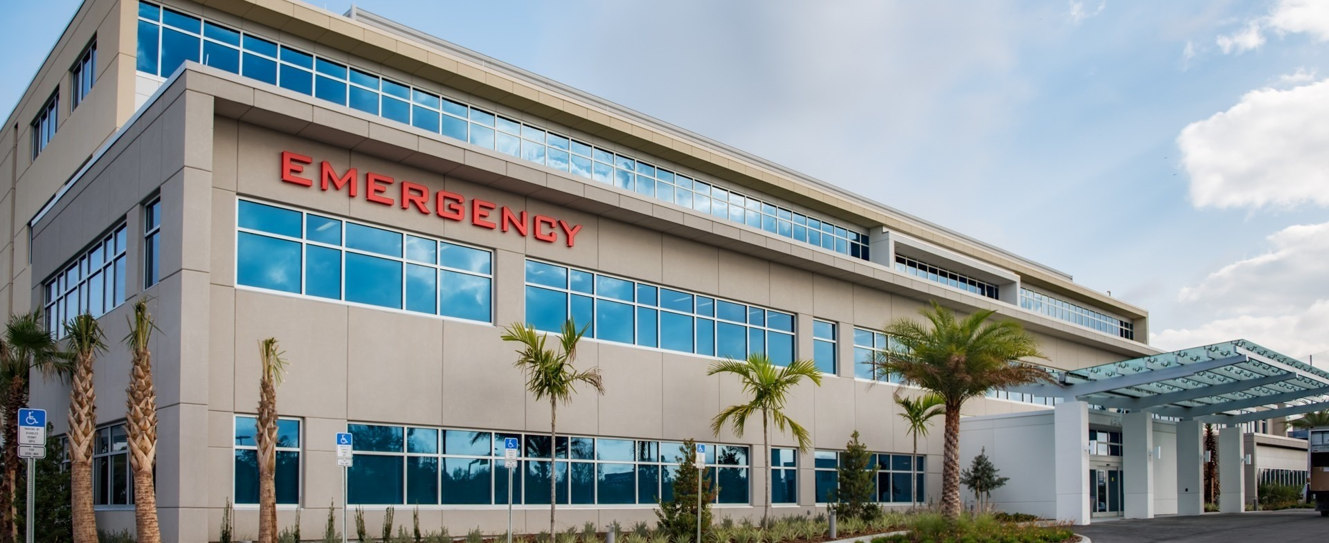 emergency center at Tampa General Hospital Brandon Healthplex