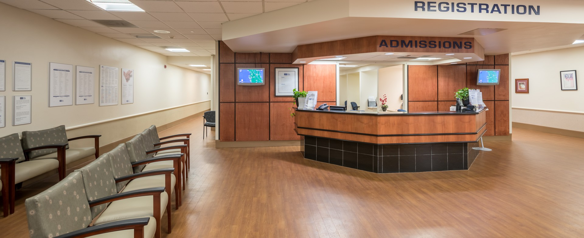 Tampa General Hospital main admissions