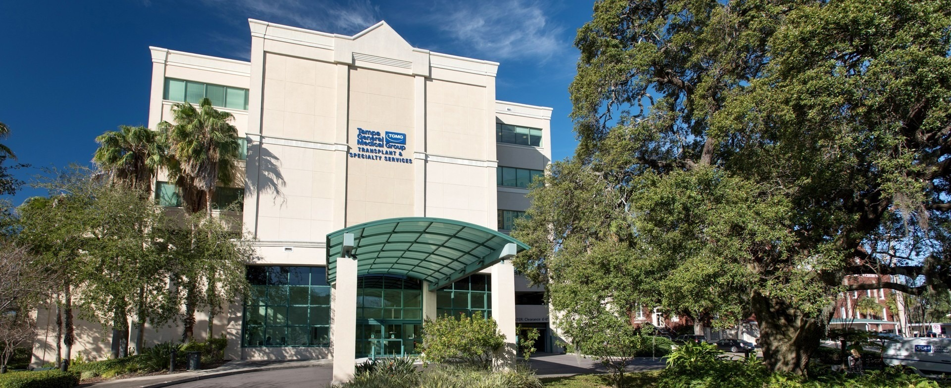TGH Transplant & Specialty Services Location