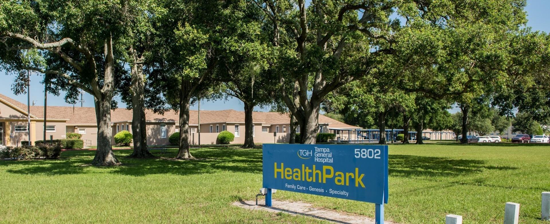 Tampa General Hospital Health Park