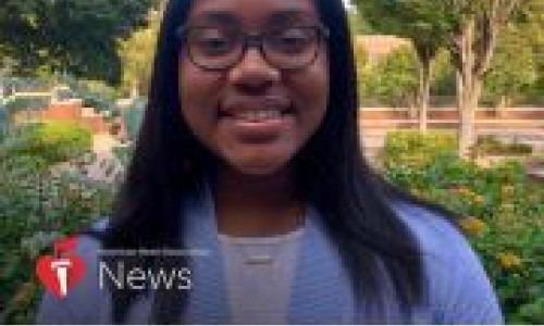 College student and health advocate Alana Barr