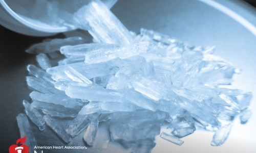 Meth and Heart Disease: A Deadly Crisis We Don't Fully Fathom, Report Says