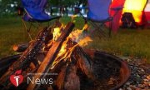 Lovely But Dangerous, Wood Fires Bring Health Risks