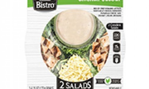 Bistro Chicken packaging