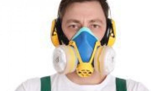 construction respirator