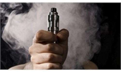 e-cigarettes and smoke