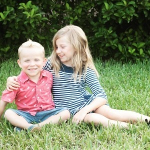 Evan and Avery