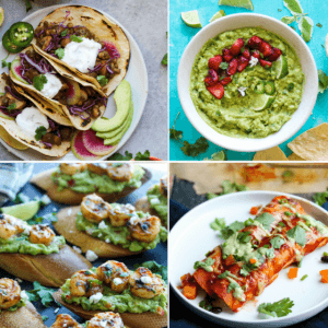 Dishes to make for Cinco de Mayo