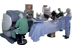 Robot-assisted surgery