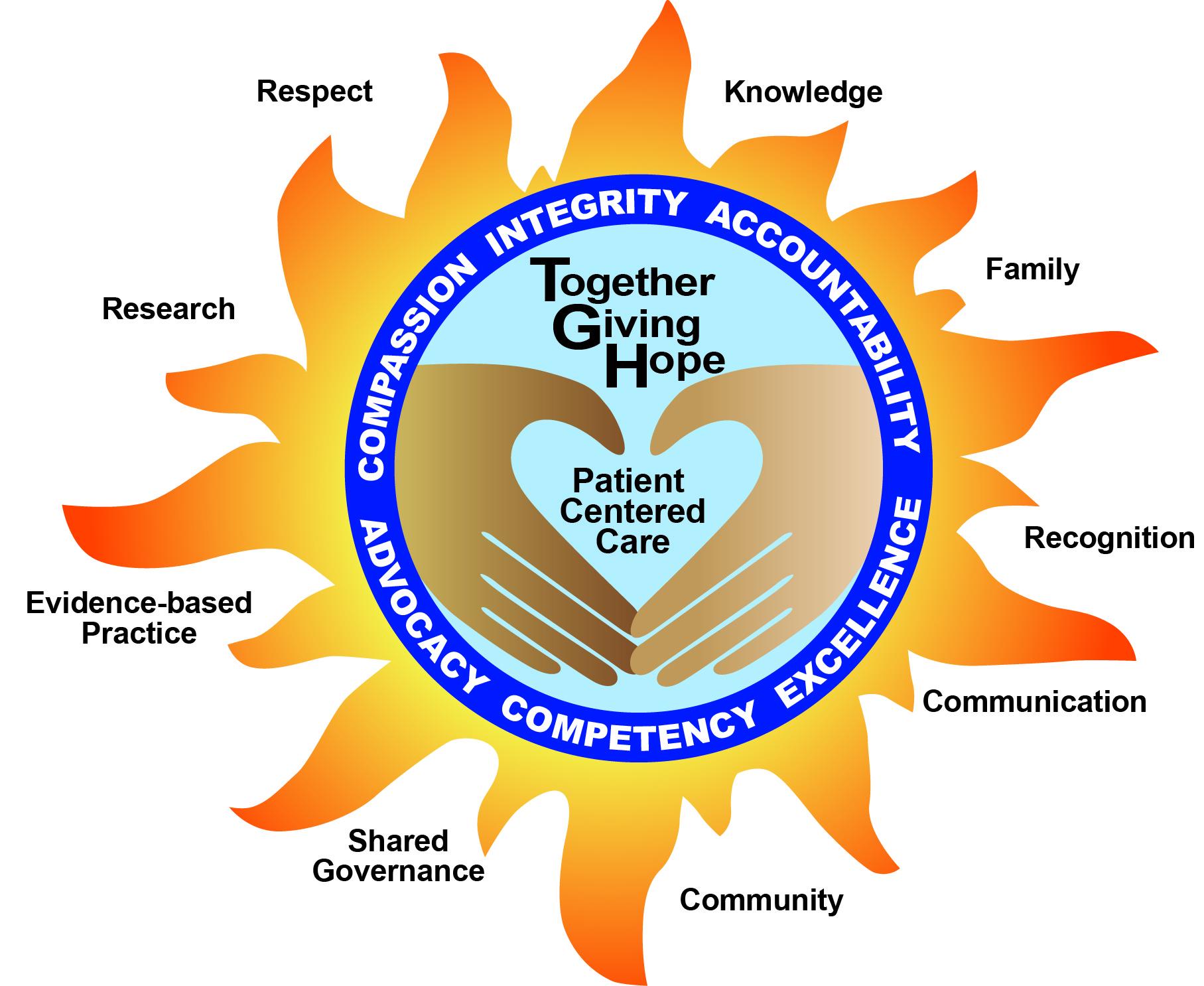 Nursing at TGH | Tampa General Hospital for Nursing Professional Practice Model  75tgx