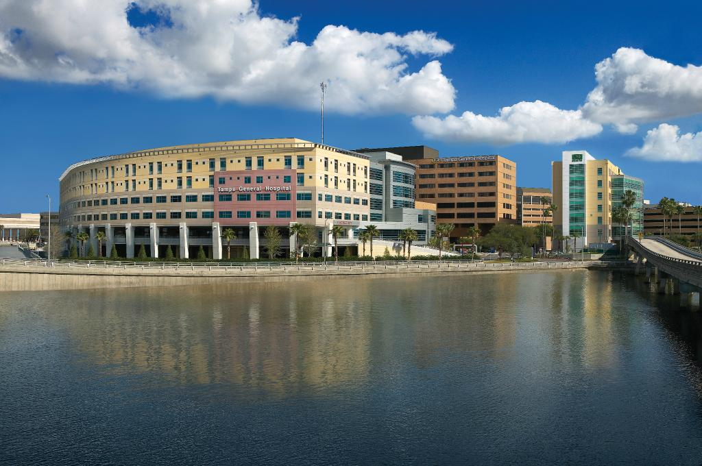 Tampa General Hospital Honored For Supporting Minority-Owned