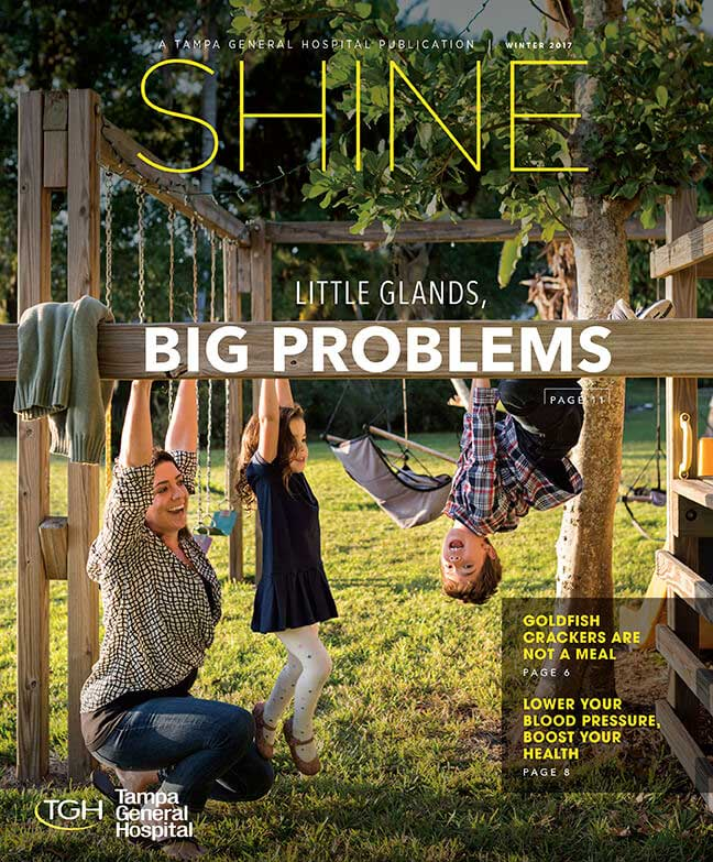 TGH Shine magazine Winter 2017 issue