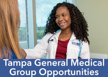 Tampa General Medical Group Other Opportunities