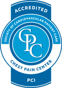 Accredited by PCI logo